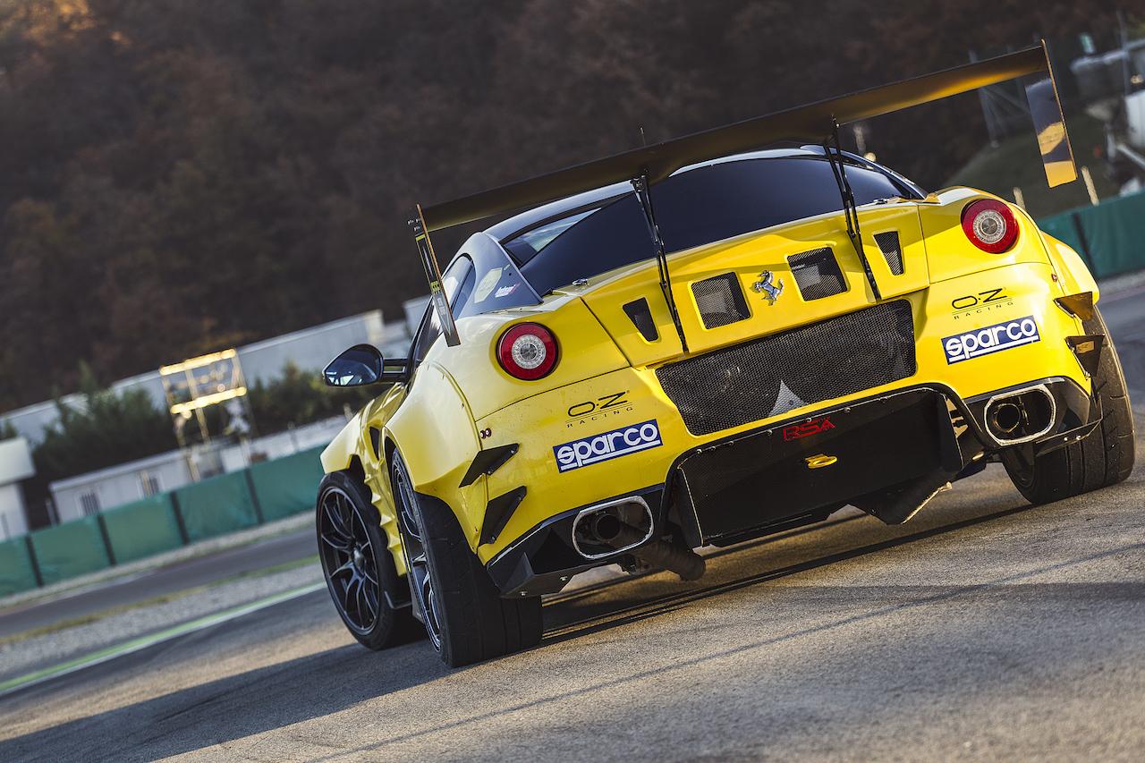Du drift.... En Ferrari 599 GTB TwinRotrex pour 920 ch ! 32