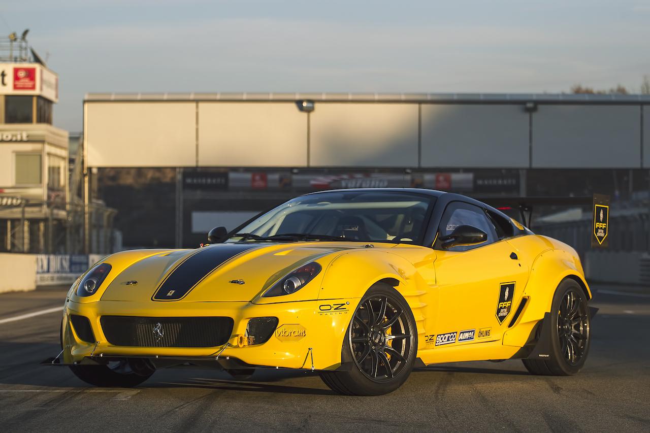 Du drift.... En Ferrari 599 GTB TwinRotrex pour 920 ch ! 33