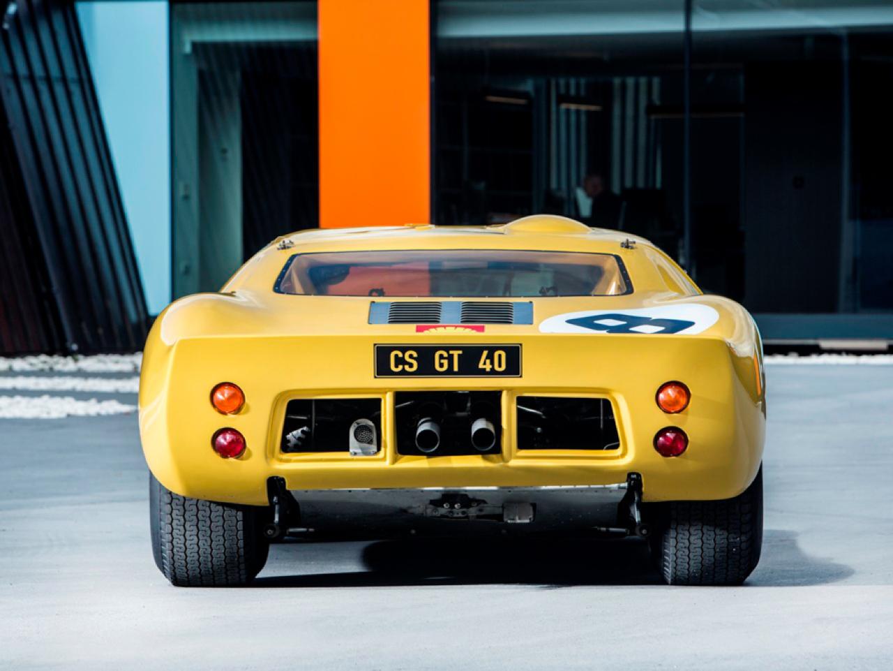 '68 Ford GT40 - Racing queen... 35