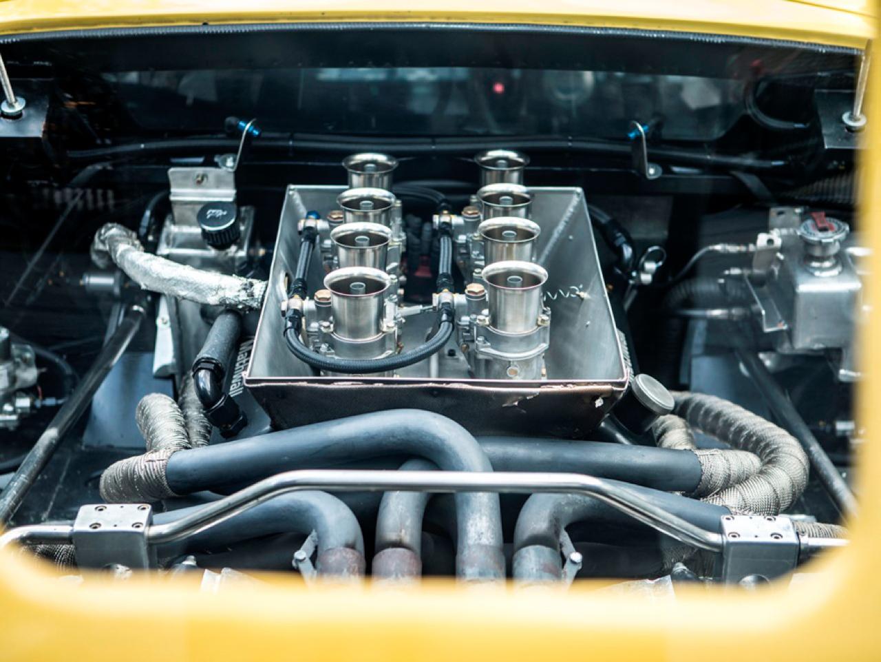 '68 Ford GT40 - Racing queen... 40