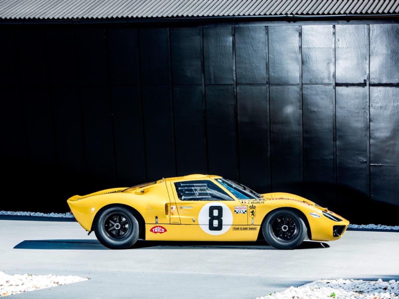 '68 Ford GT40 - Racing queen... 39
