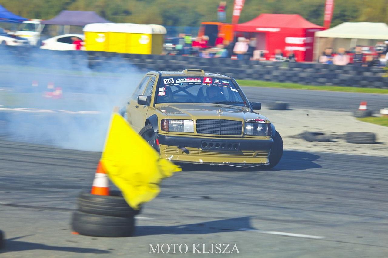Merco 190E Drift - Badass ! 6