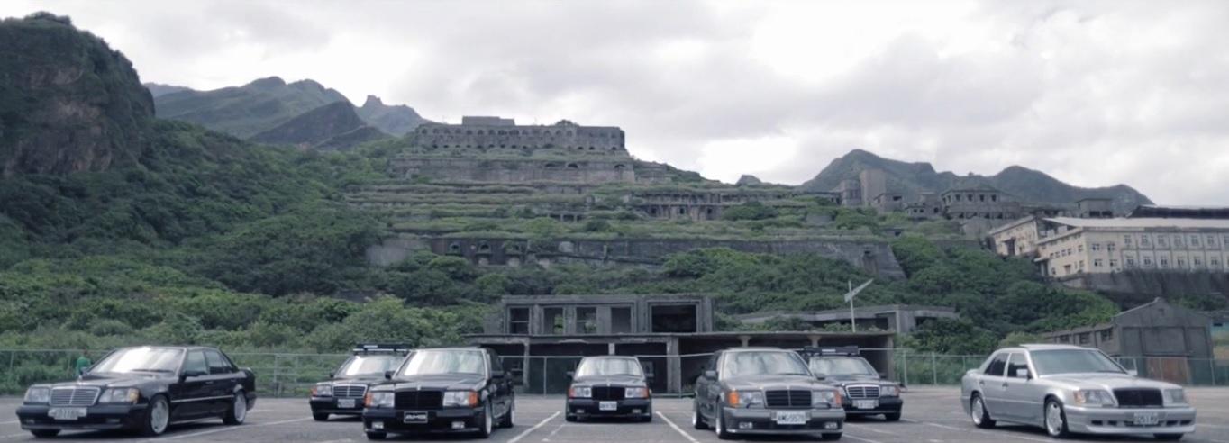 Merco W124 Gang - Taïwan Autobahn ! 1