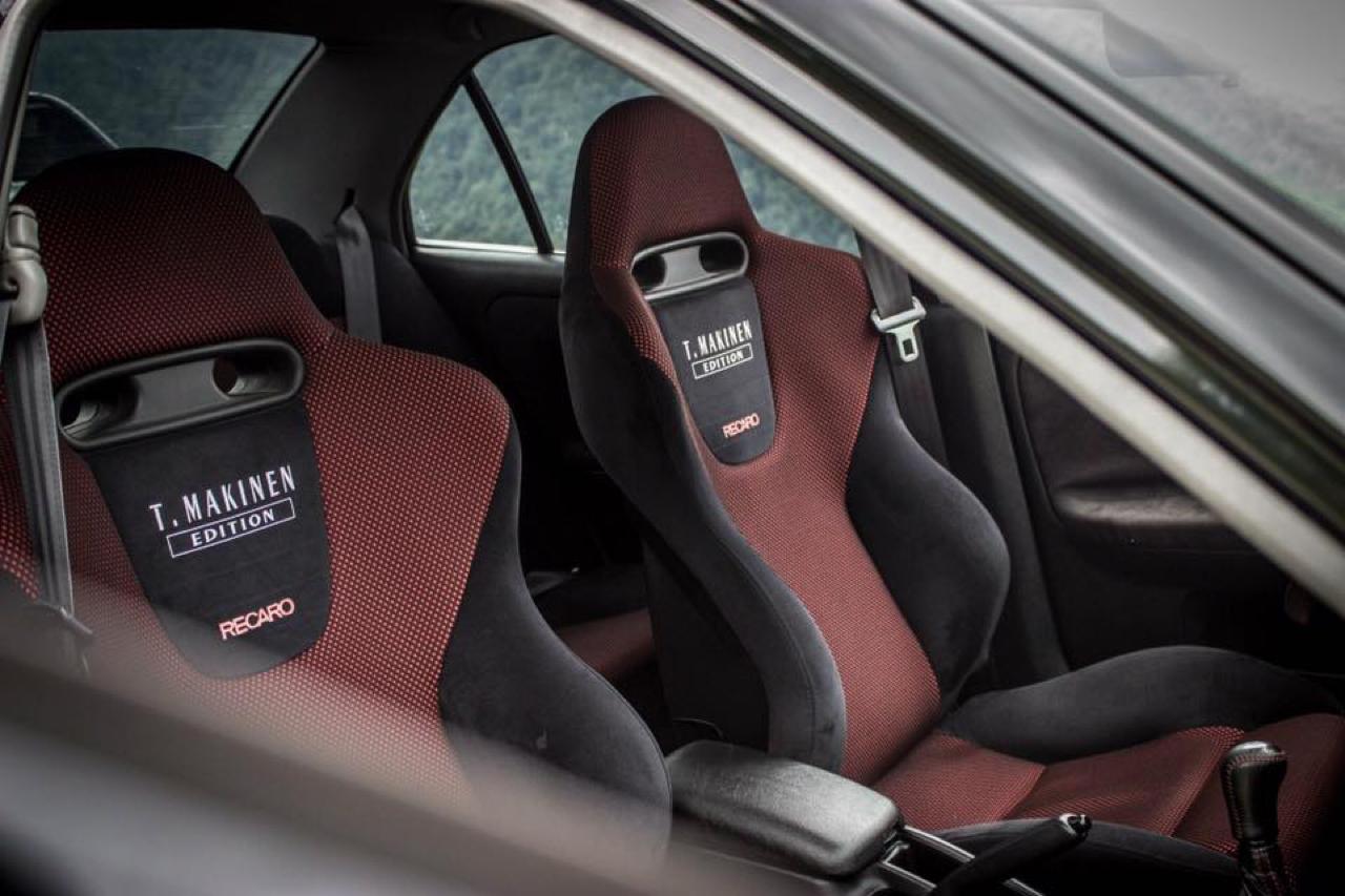 Mitsubishi Lancer Evo 6 Tommi Makinen Edition : ADN de championne 7