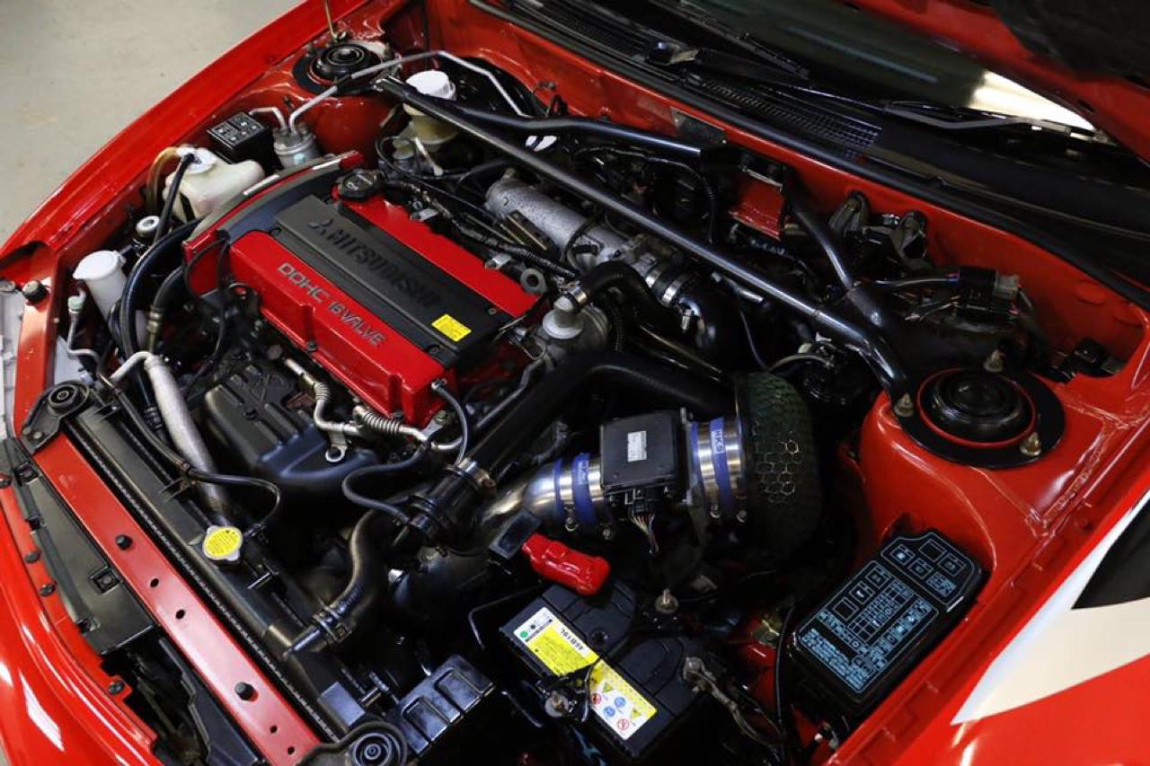Mitsubishi Lancer Evo 6 Tommi Makinen Edition : ADN de championne 9