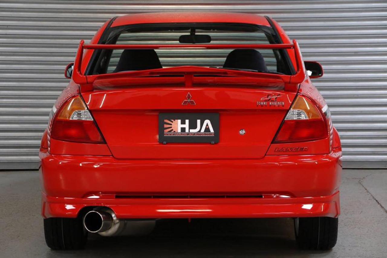 Mitsubishi Lancer Evo 6 Tommi Makinen Edition : ADN de championne 11