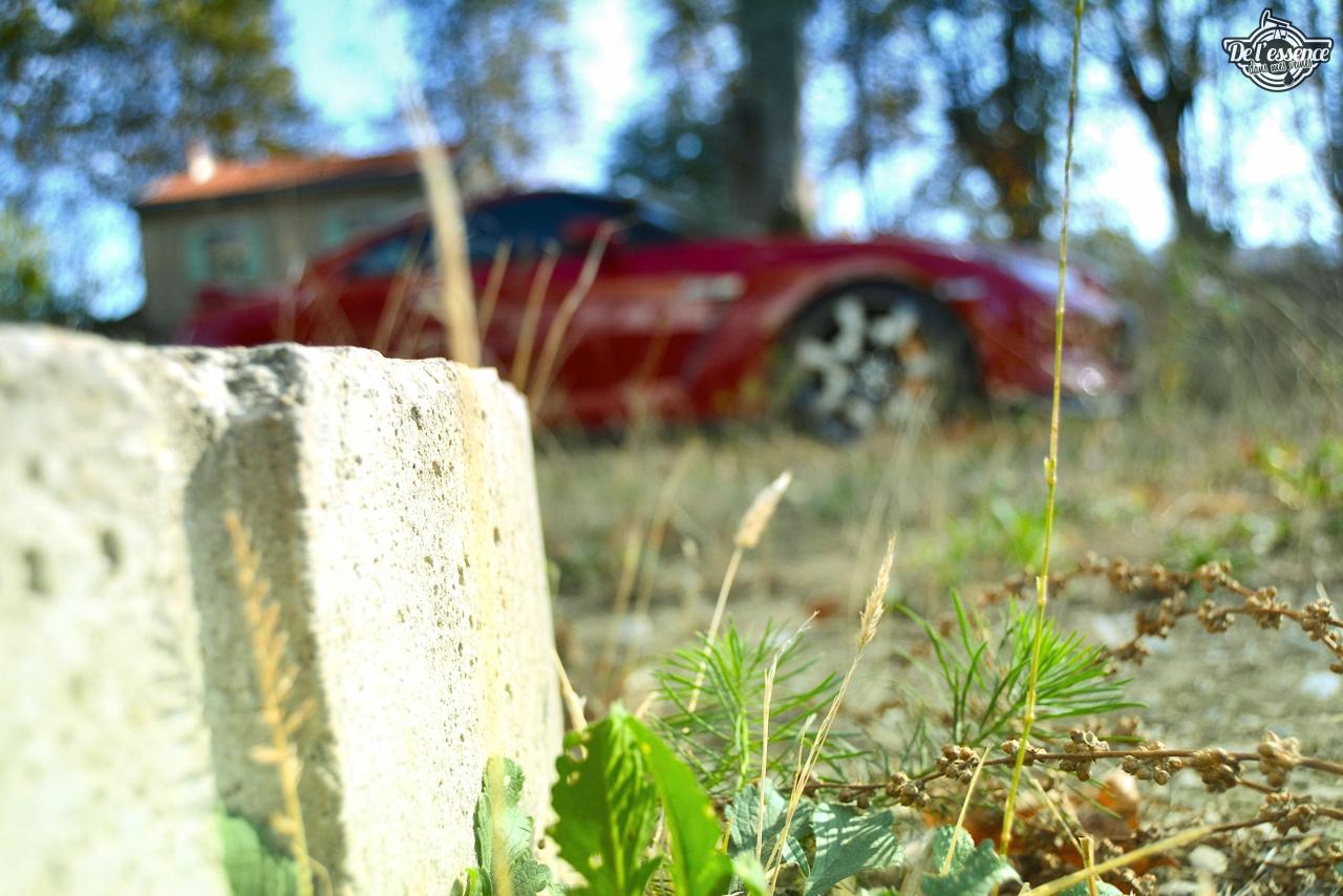Nissan GTR R35 : Godzilla voit rouge ! 26