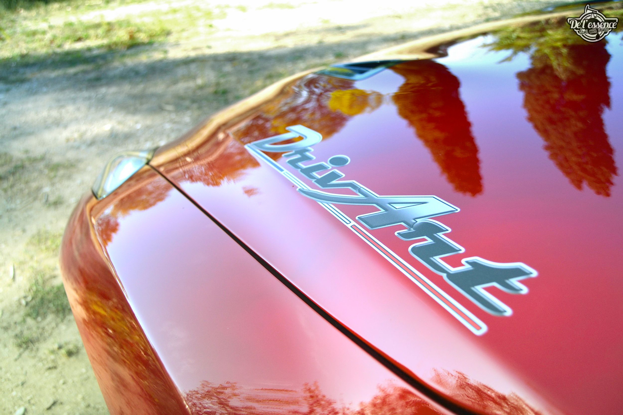 Nissan GTR R35 : Godzilla voit rouge ! 40