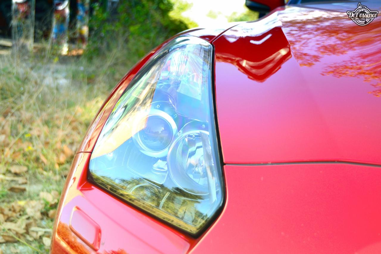 Nissan GTR R35 : Godzilla voit rouge ! 6
