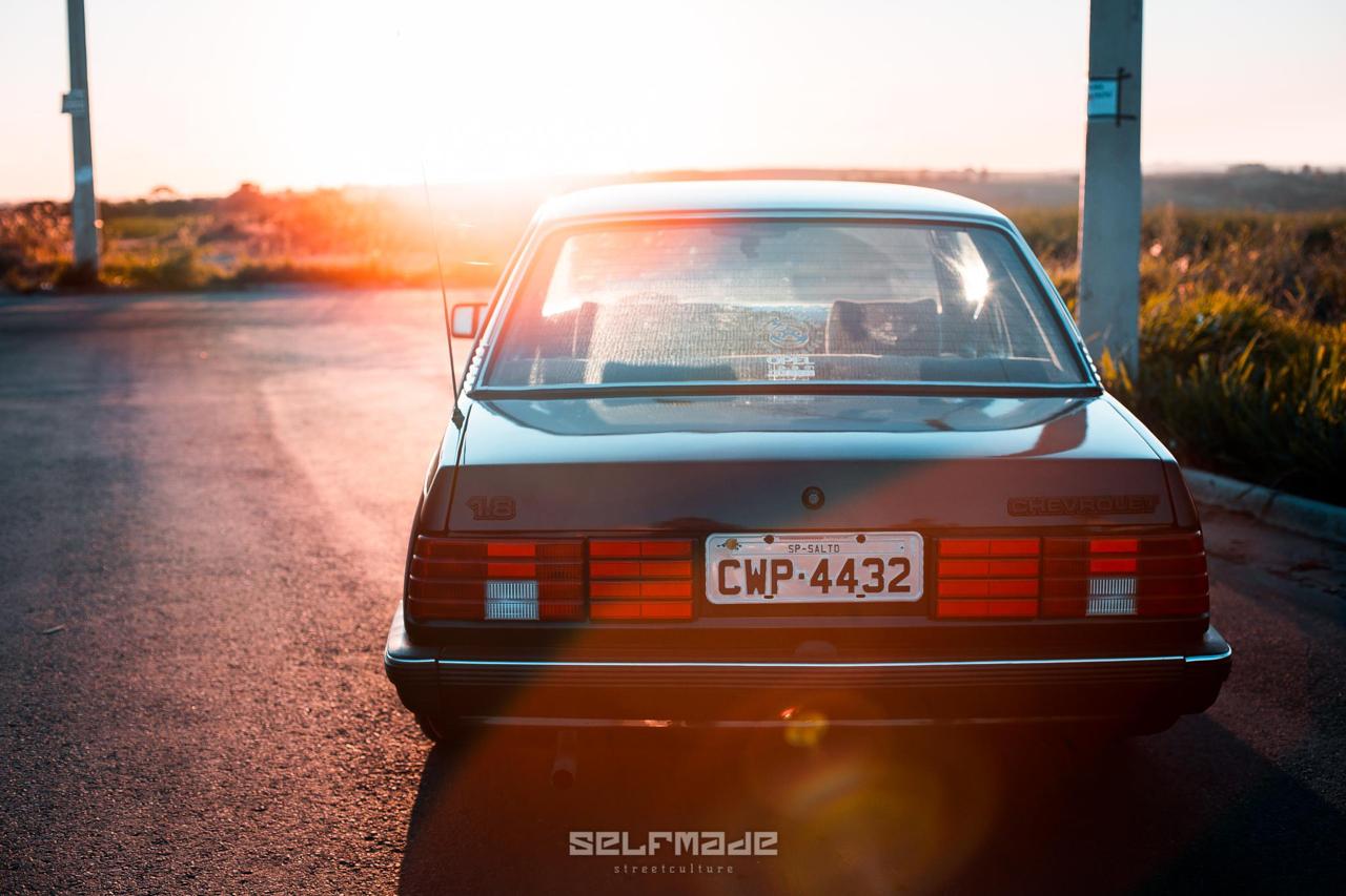 Coupé Opel Ascona... La classe en HRE ! 2