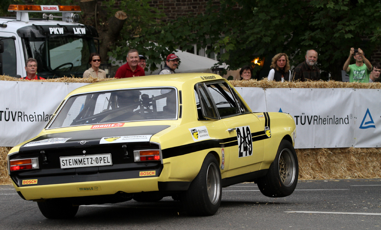Opel Commodore Steinmetz... 20 ans avant ! 15