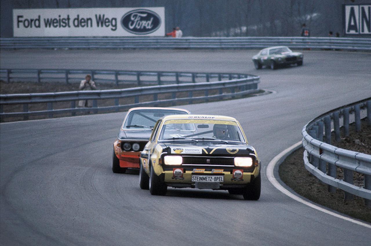 Opel Commodore Steinmetz... 20 ans avant ! 17