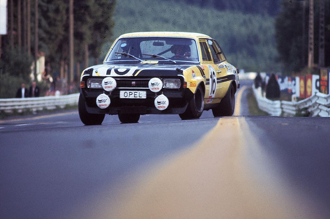 Opel Commodore Steinmetz... 20 ans avant ! 21