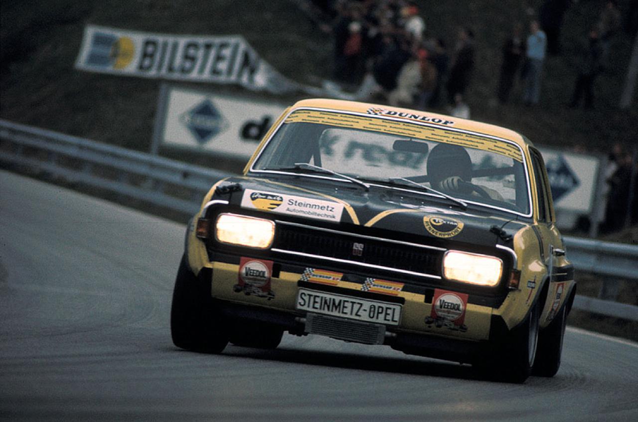 Opel Commodore Steinmetz... 20 ans avant ! 16