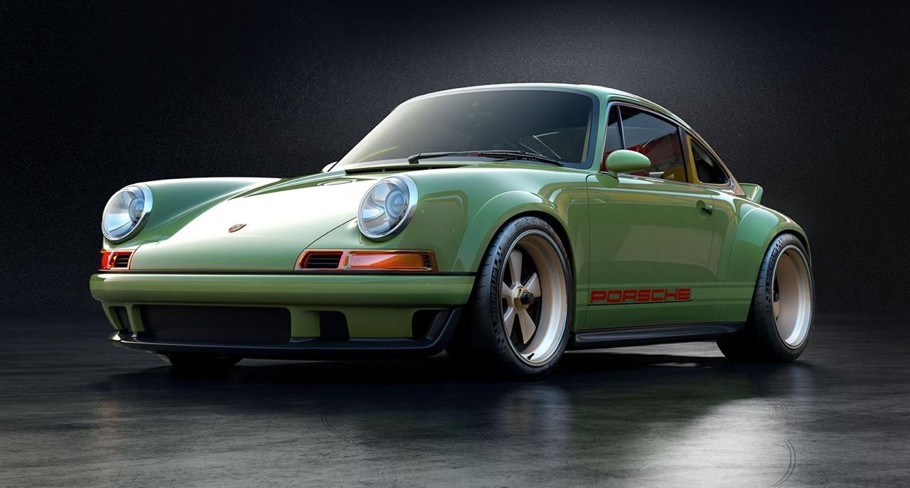 Singer dehors, Williams dedans ! La Porsche 911 en mode tuerie ! 37