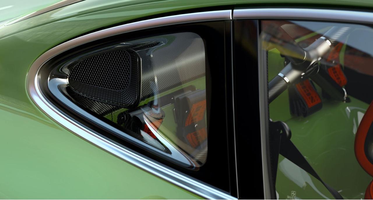 Singer dehors, Williams dedans ! La Porsche 911 en mode tuerie ! 47