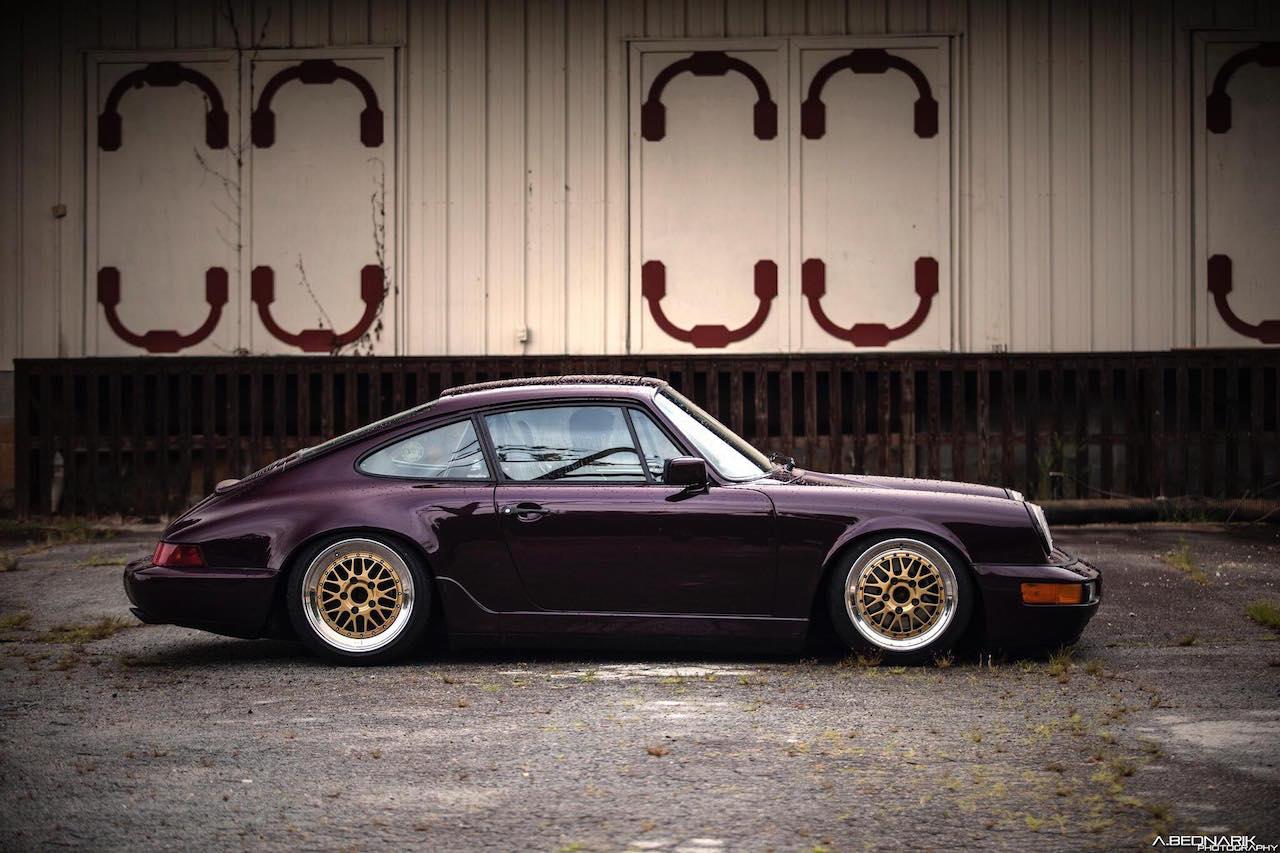 '91 Porsche 964 Carrera 2... Amethys rétine destruction ! 3