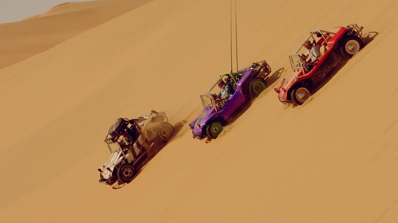 """""""The Grand Tour"""" débarque sur RMC Découverte... 9"""