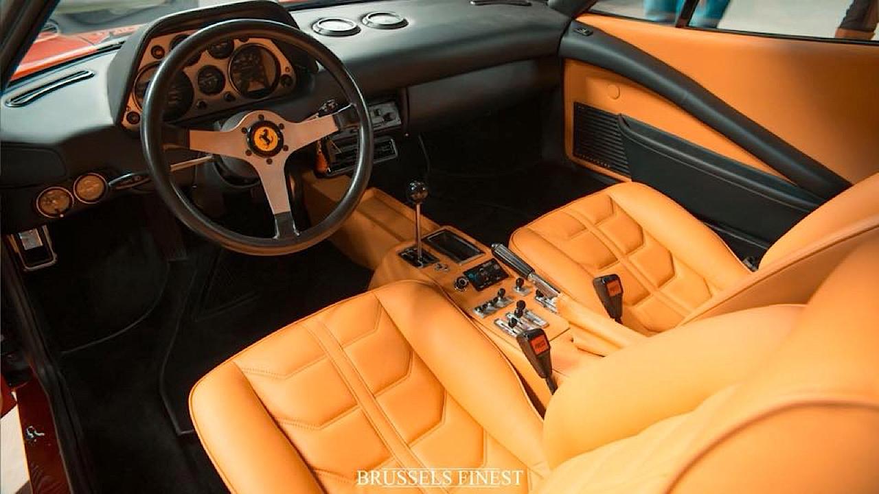Bagged Ferrari 308 GTB... Air Magnum ! 22