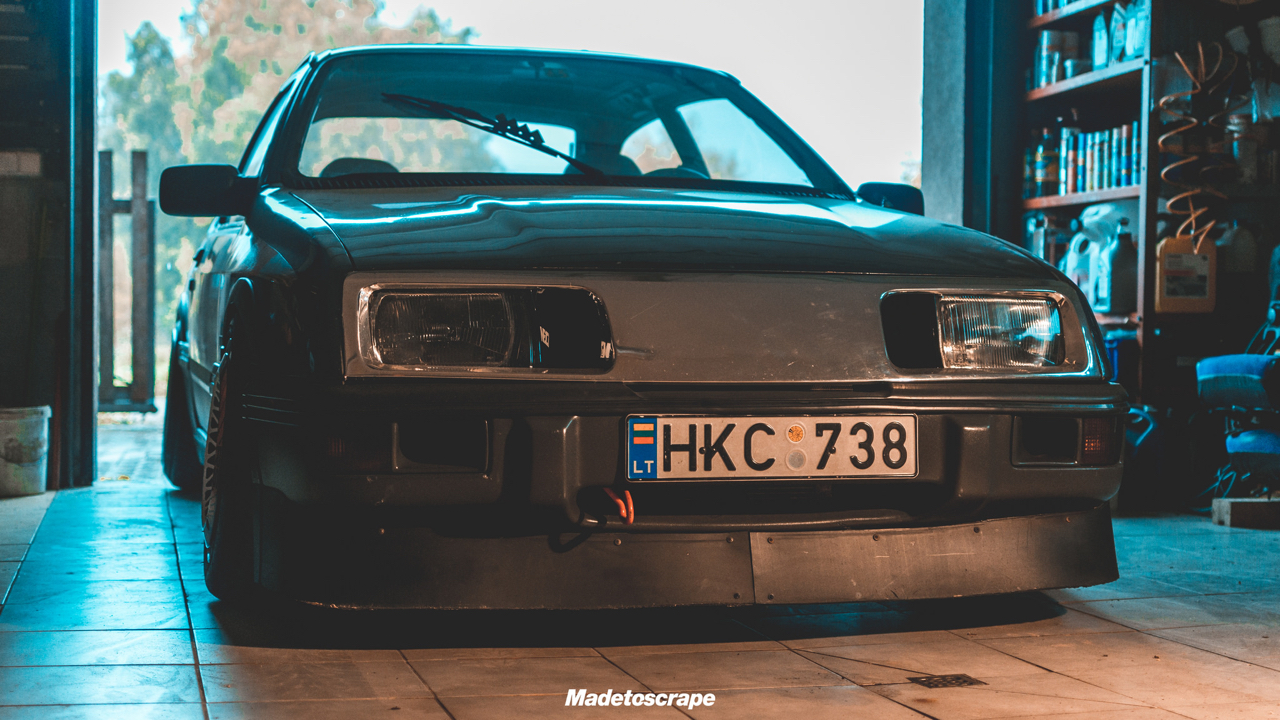 Justa '85 Ford Sierra V6 Cosworth : Bestiale ! 59