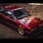 La BMW 525i E34 de Romain – L'accord parfait !