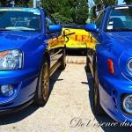 """Balade Provençale : """"Le Ventoux en Sub"""" - Team Subaru Pernois 51"""