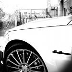 Mister H : C63 AMG Big block & Drift 13