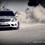 Mister H : C63 AMG Big block & Drift