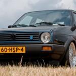 Golf G60 Limited... 210 ch... Oui Monsieur...