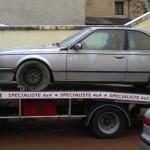 BMW 635 CSI E24 - Fred & son rêve de môme ! 2