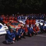 La Mazda 787B en action - De retour au Mans 20 ans après ! 5
