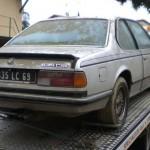 BMW 635 CSI E24 - Fred & son rêve de môme ! 3