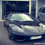 VDR 84 - Le Ventoux en Ferrari 360 Modena - Part1 1