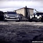 R5 Turbo2 Vs Clio V6 Ph1 : Le choc des generations 16