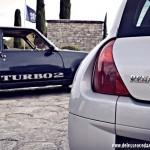 R5 Turbo2 Vs Clio V6 Ph1 : Le choc des generations 37