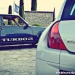R5 Turbo2 Vs Clio V6 Ph1 : Le choc des generations 26