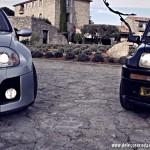 R5 Turbo2 Vs Clio V6 Ph1 : Le choc des generations 3