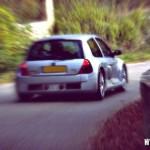R5 Turbo2 Vs Clio V6 Ph1 : Le choc des generations 28