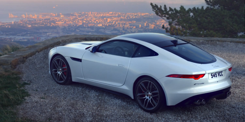 Jaguar F-Type R… « LE » bruit ! Attention, elle peut vous hanter !
