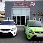 VDR 84 - Le Ventoux en Ferrari 360 Modena - Part1 4