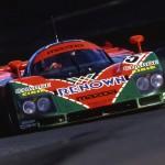La Mazda 787B en action - De retour au Mans 20 ans après ! 2