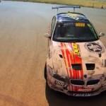 Drift & Burn - Loeb sait aussi drifter !