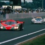 La Mazda 787B en action - De retour au Mans 20 ans après ! 3