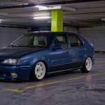 La reine du Stance… La Renault 19 !