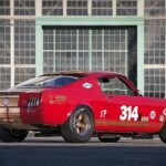 Mustang Shelby GT 350-H en Mode Race - Plus rare que rare