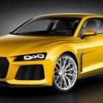 Audi Sport Quattro Concept… Elle roule aussi !