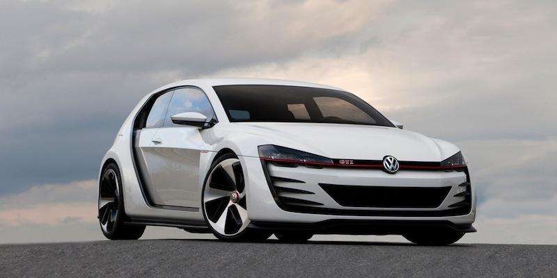 Golf GTI Design Vision… Fallait pas la fâcher !