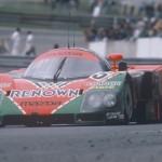 La Mazda 787B en action - De retour au Mans 20 ans après !