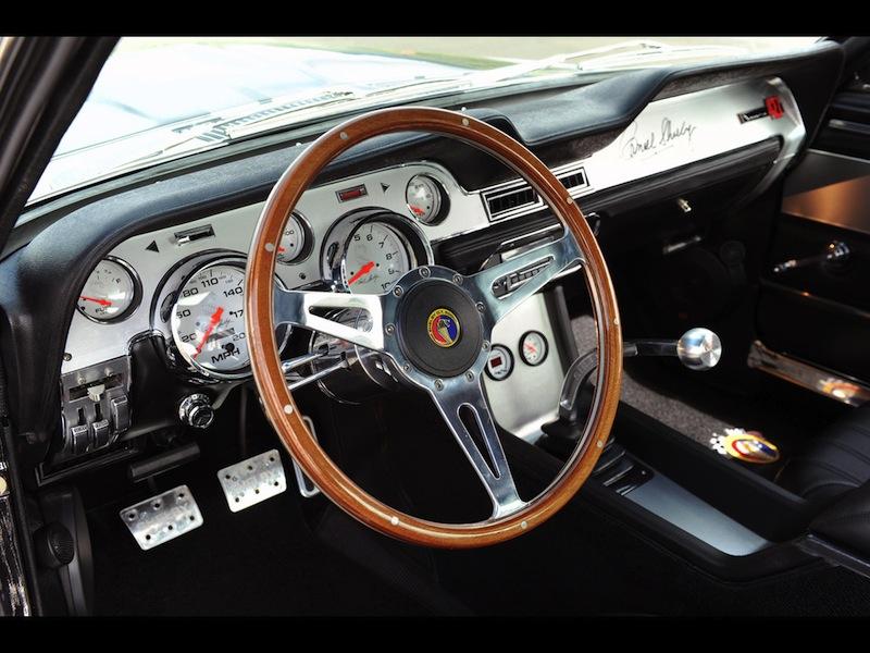 1967 Shelby Gt500 Classic Recreations 900s Eleanor La