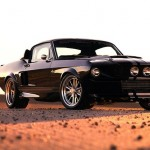 1967 Shelby GT500 - Classic Recreations 900S … Eleanor, la vraie ! 4